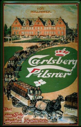 carlsberg-dray-embossed-3d-vintage-metal-pub-sign