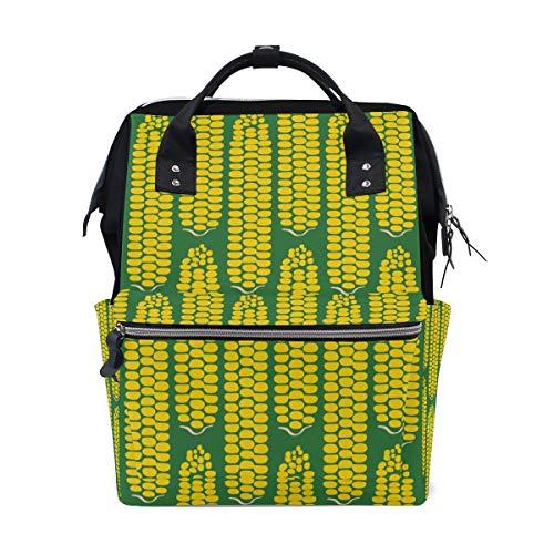 roße Kapazität Wickeltaschen Mama Rucksack Multi Funktionen Wickeltasche Trage Handtasche Für Kinder Babypflege Reise Täglich Frauen ()