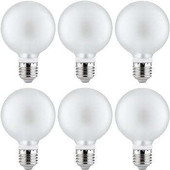 Paulmann LED Leuchtmittel Tropfen 2,5W fast 25W E27 klar warmweiß 2700K 360°