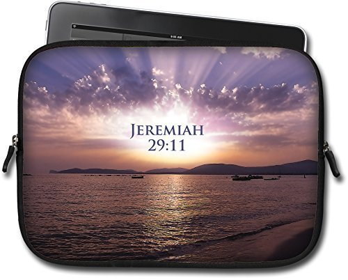 13566 Jeremiah 29: 11 Tablet Fall, Groß ()