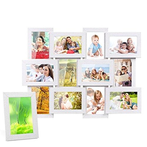 mvpower-cornice-multipla-per-12-foto-portafoto-da-parete-e-un-portafoto-singolo-da-tavolo-foto-album