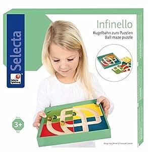 Selecta Spielzeug - 2481 - Jeu De Construction - Infinello