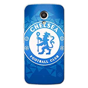 EYP Chelsea Back Cover Case for Moto G (2nd Gen)