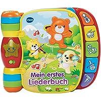 VTech Baby 80-166704 - Babyspielzeug - Mein erstes Liederbuch preisvergleich bei kleinkindspielzeugpreise.eu