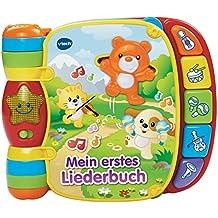 VTech Baby 80-166704 - Babyspielzeug - Mein erstes Liederbuch