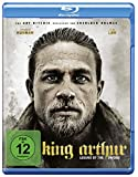 King Arthur: Legend of the Sword [Blu-ray]