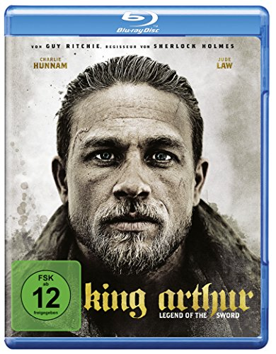 Bild von King Arthur: Legend of the Sword [Blu-ray]