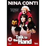 Nina Conti - Live - Talk to The Hand [DVD] by Nina Conti