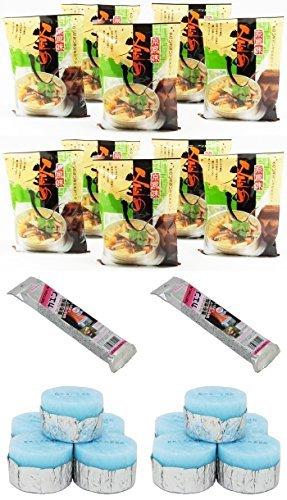 domestic-delicious-instantane-sans-eau-plantes-sauvages-comestibles-kamameshi-de-riz-bouilloire-cuis