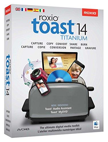 Roxio-dvd-brenner-software (Corel Roxio Toast 14 Titanium)