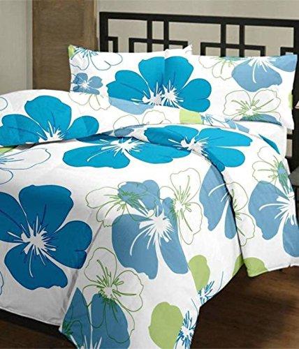 Jaipurcrafts Webelkartâ® Designer Collection Floral AC Single Microfiber Blanket (54 X 84 Inches, Multicolor)
