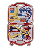 #5: Sanyal Little Doctor set -13 Pcs kit for role play by kids (Red)