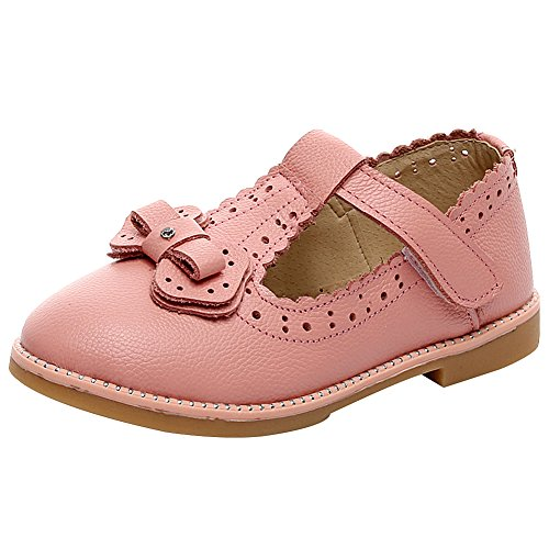 rismart Fille École Robe Princesse Cuir Mary Janes Baskets Mode Chaussures