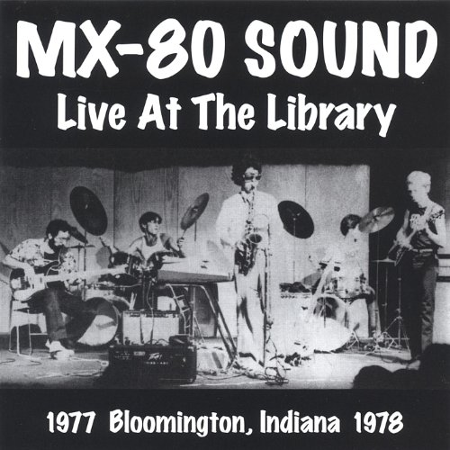 Live At the Library