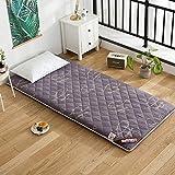 Love House Folding Tatami Boden Matte Schlafen,Dick Futon matratze Pad Abdeckung Schlafmatte,Studenten wohnheim matratze-Wal 90x190cm(35x75inch)