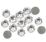 Cristales Piedras de cristal–3mm–1000/PCK Non decorativos