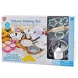 PlayGo 6977 - De Luxe Backset, Küchenspielzeug, 26-teilig