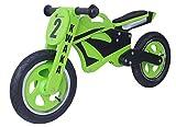Kwaka madera bicicleta de equilibrio de la moto