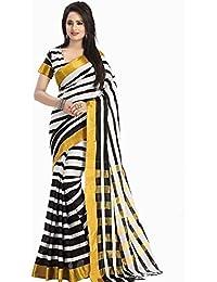 Venisa Premium Collection : Fine Mercerised Cotton Women's Saree.