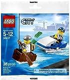 Lego City Police Watercraft 30227 by LEGO