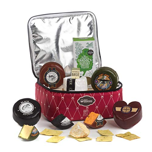 Hay Hampers - Ultimate Cheese Coolbag- Free UK Delivery