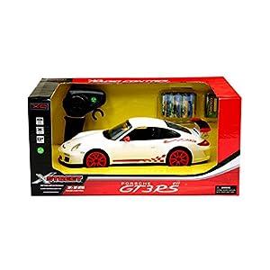 XStreet - 3419 Porsche 911 gt3 RS - con Mando a Distancia y rápida Modelo de Coche con un práctico Mando a Distancia - Escala 1:16