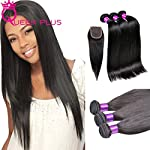 """Size:8 10 12 with 8 Inch Hair Parameter 1)Hair Material:7a grade, 100% unprocessed brazilian virgin human hair. 2)Texture: silky straight weave, holding weave for a long time under good condition. 3)Length:8""""-28""""Provide Any Mix Length According Reque..."""