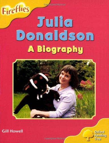 Julia Donaldson : a biography