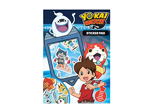 Disney Yo Kai Montre kit de Stickers, YKSTP
