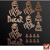 Suchergebnis Auf Amazonde Für Dakar Aufkleber Auto Motorrad