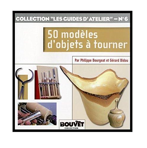 50 Modeles d'Objets a Tourner