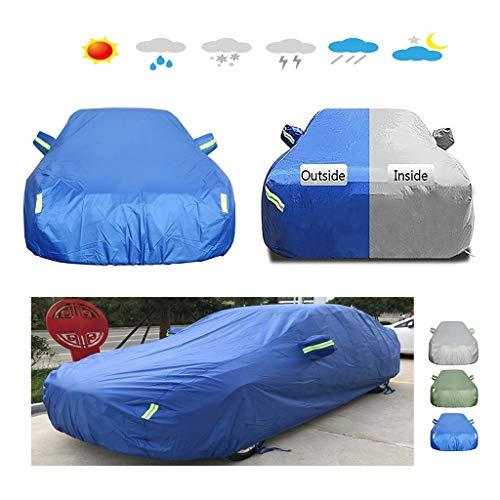 Compatible avec Nissan Patrol Car Cover, étanche Protection...
