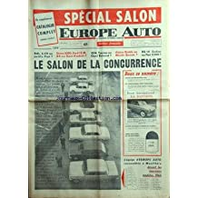SPORT MONDIAL [No 78] du 01/10/1962 - AU SALON DE 62 - SIMCA 1000 - ATHLETISME - BELGRADE - AVIRON - CYCLISME - FOOT - G. VERRIEST - NATATION - BOXE - PATTERSON.