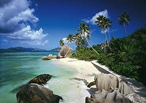 Schmidt Spiele  - Seychelles, 1000 Rompecabezas Pieza