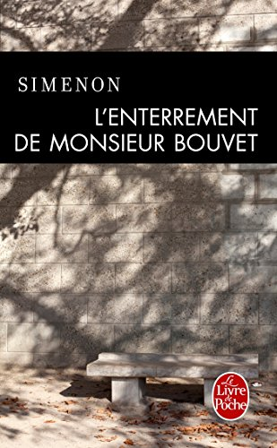 L'Enterrement de monsieur Bouvet