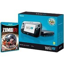 Nintendo Wii U - Consola HW: Premium Pack + ZombiU