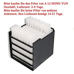 arctic air filter ersatz f r mini luftk hler ventilator. Black Bedroom Furniture Sets. Home Design Ideas