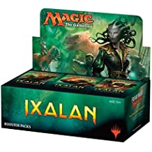 Magic the Gathering MTG-XLN-BD-EN Kartenspiel - Ixalan Booster Display, 36 Packung
