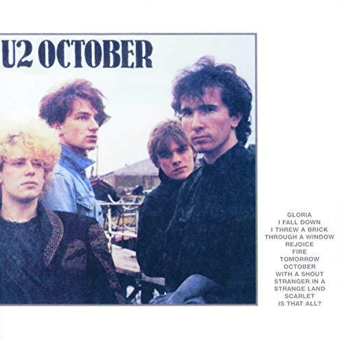 October (U2-october-cd)