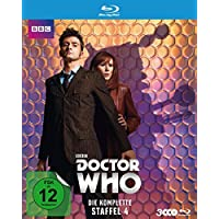 Doctor Who - Die komplette 4. Staffel