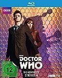 Doctor Who - Die komplette 4. Staffel [Blu-ray]