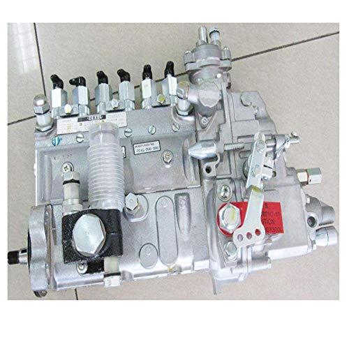 Bomba de combustible diésel 6736-71-1131 - Bomba de combustible SINOCMP  para Komatsu PC200-8 Eacavator
