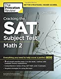 #9: Cracking the SAT Subject Test in Math 2, 2nd Edition: Everything You Need to Help Score a Perfect 800 (College Test Preparation)