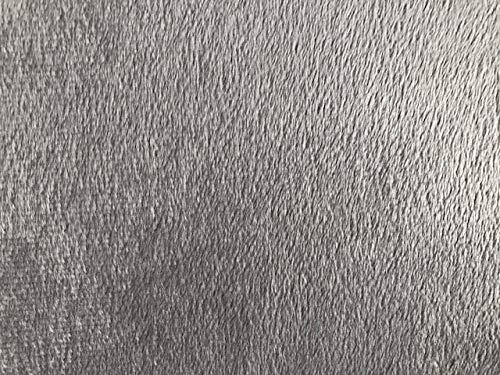 Schwar Textilien Kühlmatte für Haustiere Kühldecke Kühlkissen Auto Zuhause Hund Katze 70x100 cm (grau)
