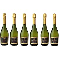 Don Luciano Vino Espumoso Brut - 6 Botellas x 750 ml- Total: 4500ml