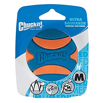 Chuckit! ULTRA SQUEAKER BALL by CHUCKIT