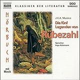 Die fünf Legenden von Rübezahl, 2 Audio-CDs - Johann K Musäus