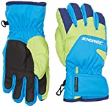 Ziener Kinder Lizzard AS(R) Glove junior Handschuh, Persian Blue, 7,5