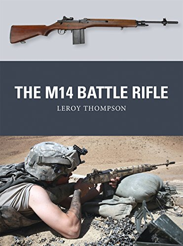 The M14 Battle Rifle (Weapon, Band 37)