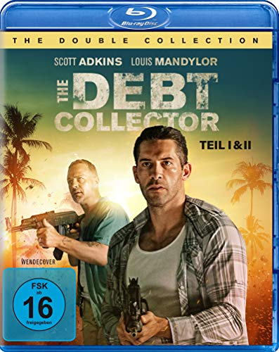 Debt Collector - Double Collection [Blu-ray]